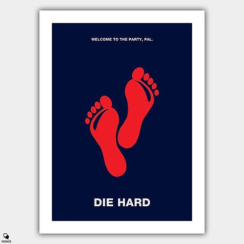 Die Hard Minimalist Poster