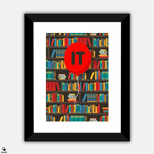 IT Alternative Framed Print - Derry Public Library