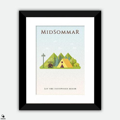 Midsommar Alternative Framed Print - Longest Day