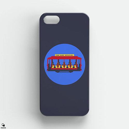 Mister Rogers Alternative iPhone Case