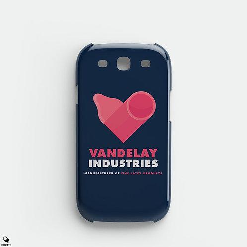 Vandelay Industries Alternative Galaxy Phone Case from Seinfeld