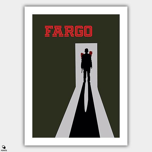 Fargo Minimalist Poster