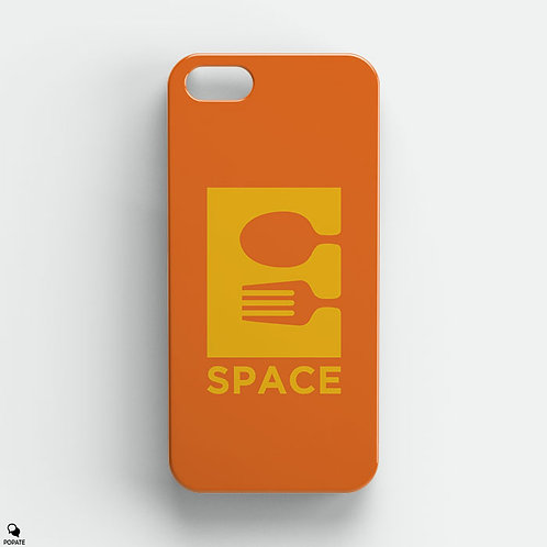 Espace Alternative iPhone Case from American Psycho