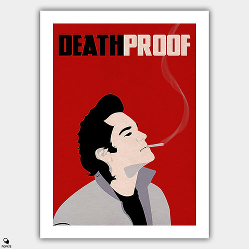 Death Proof Alternative Poster