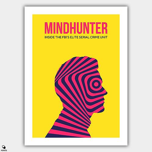 Mindhunter Minimalist Alternative Poster