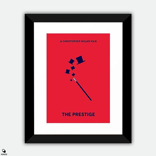 The Prestige Minimalist Framed Print - Wand