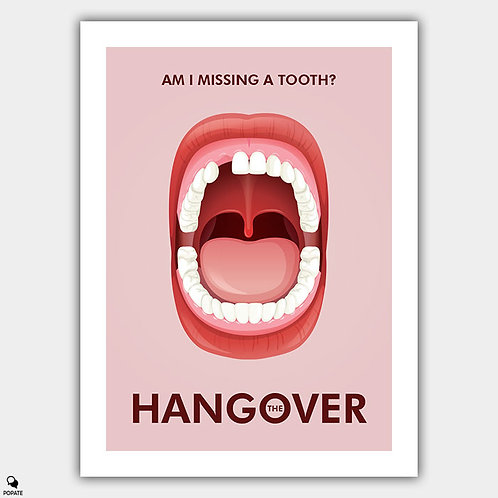 The Hangover Alternative Poster - Lateral Incisor