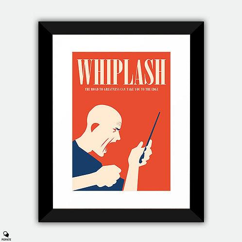 Whiplash Vintage Framed Print - The Teacher