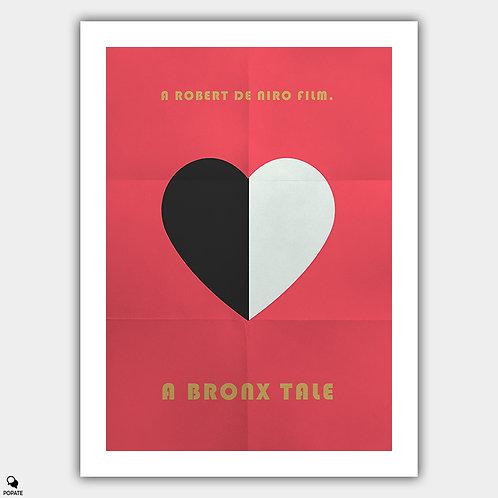 A Bronx Tale Minimalist Poster