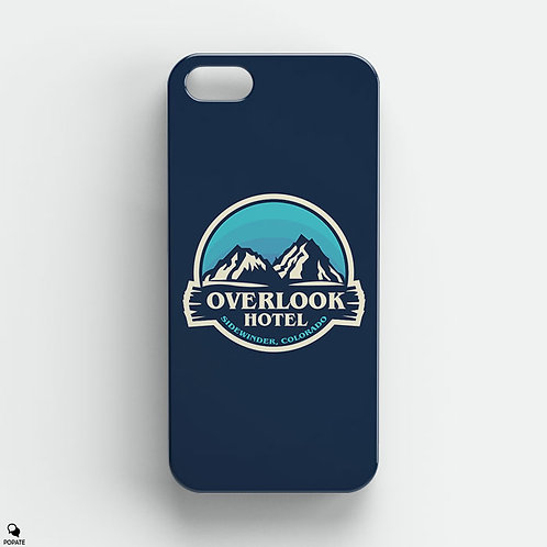 Overlook Hotel Alternative iPhone Case from The Shining