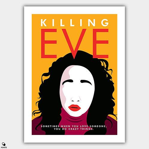 Killing Eve Alternative Poster