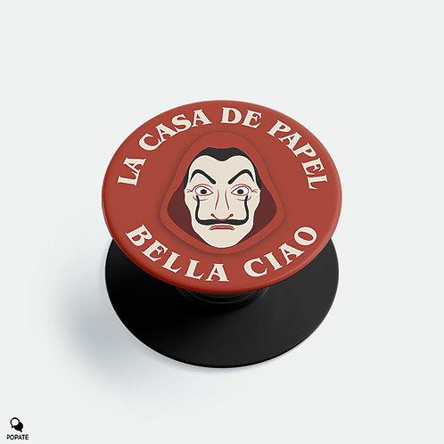 Bella Ciao Alternative Pop Holder from Money Heist