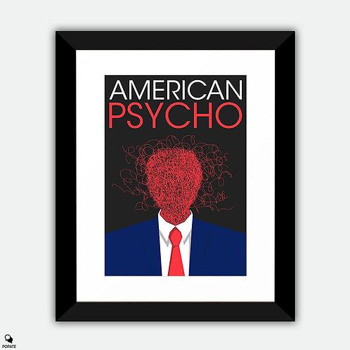 American Psycho Alternative Framed Print - I'm Not There