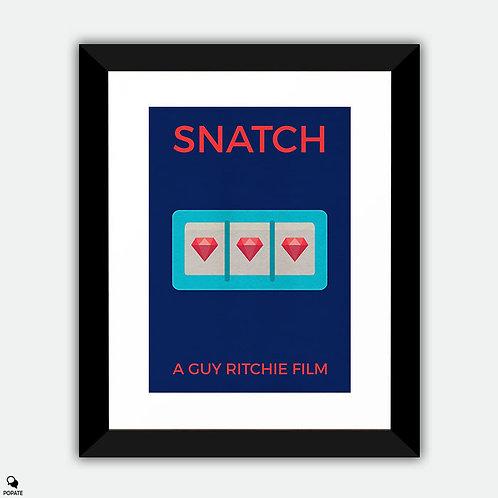 Snatch Alternative Framed Print