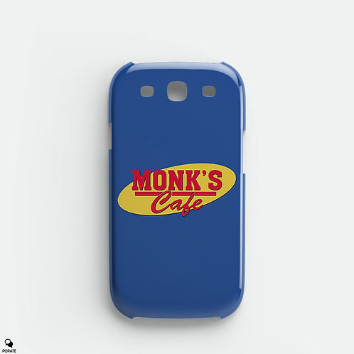 Monk's Cafe Alternative Galaxy Phone Case from Seinfeld