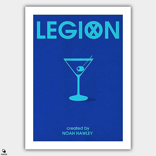 Legion Minimalist Poster - Oliver Bird
