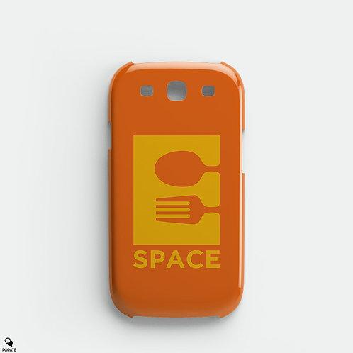Espace Alternative Galaxy Phone Case from American Psycho