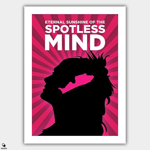 Eternal Sunshine of the Spotless Mind Minimalist Poster - Clementine
