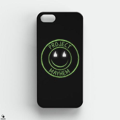 Project Mayhem Alternative iPhone Case from Fight Club