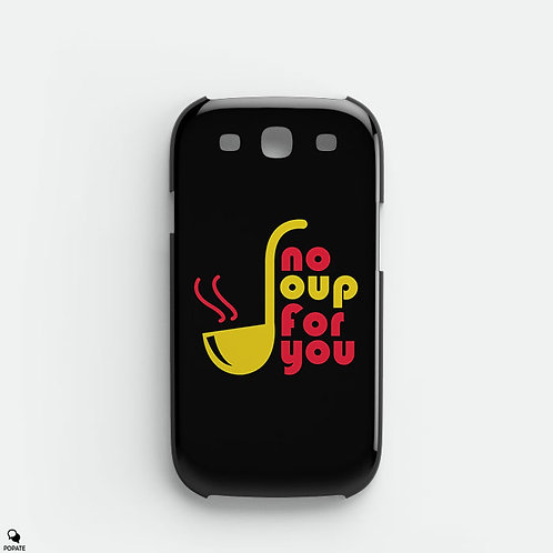 Soup Nazi Alternative Galaxy Phone Case from Seinfeld