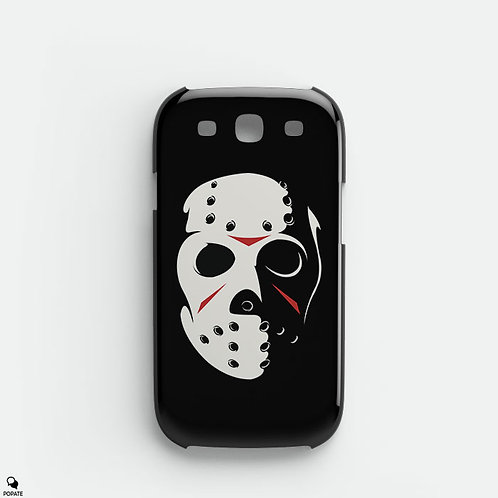 Jason Voorhees Alternative Galaxy Phone Case from Friday The 13th