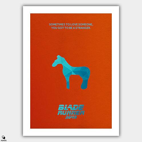 Blade Runner 2049 Minimalist Poster