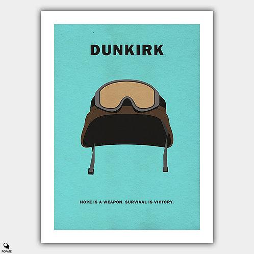 Dunkirk Minimalist Poster - Air