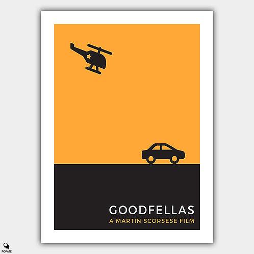 Goodfellas Minimalist Poster