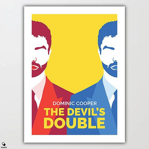 The Devil's Double Minimalist Poster