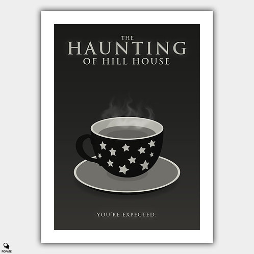 The Haunting of Hill House Alternative Poster - Cup of Stars