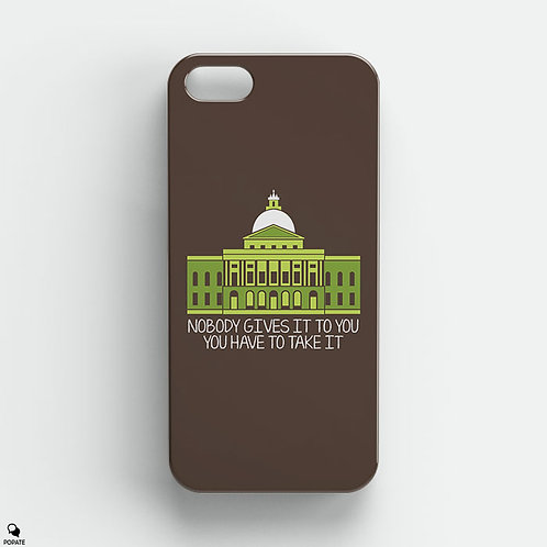 The Departed Alternative iPhone Case - Statehouse
