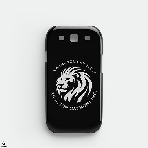 Stratton Oakmont Alternative Galaxy Phone Case from The Wolf Of Wall Street