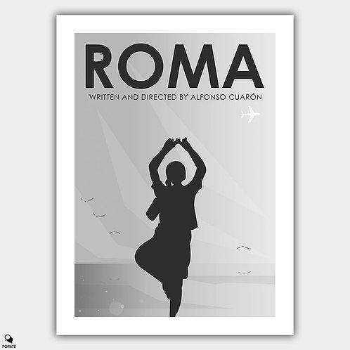 Roma Alternative Poster