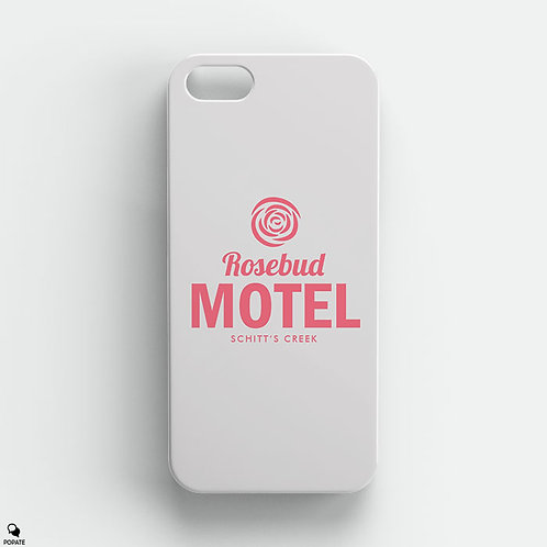 Rosebud Motel Alternative iPhone Case from Schitt's Creek