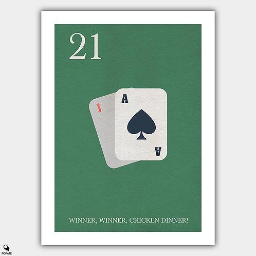 21 Minimalist Poster