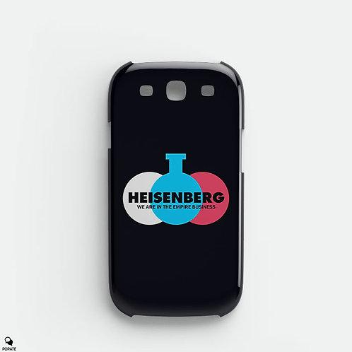 Heisenberg Alternative Galaxy Phone Case from Breaking Bad