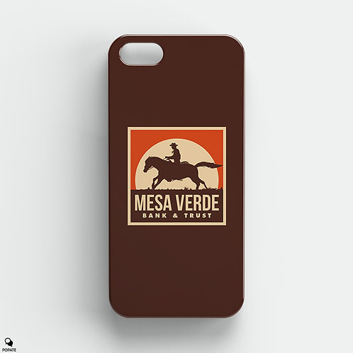 Mesa Verde Alternative iPhone Case from Better Call Saul