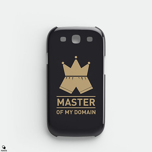 Master of my domain Galaxy Phone Case from Seinfeld