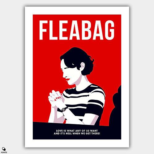 Fleabag Minimalist Poster - Prayer
