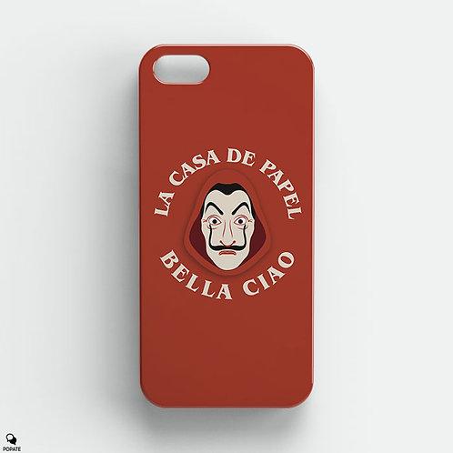 Bella Ciao Alternative iPhone Case from La Casa De Papel