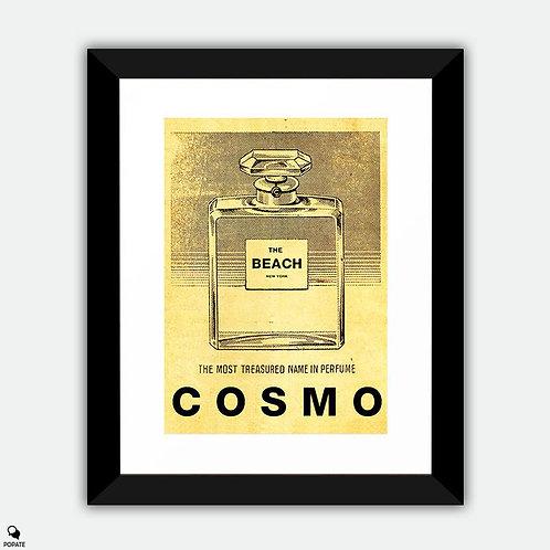 Seinfeld Vintage Alternative Framed Print - Cosmo Beach
