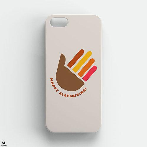 Happy Slapsgiving iPhone Case from HIMYM
