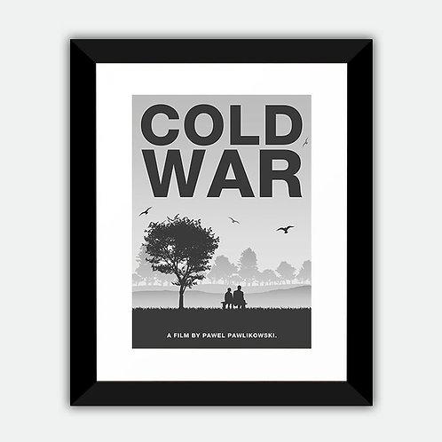 Cold War Minimalist Framed Print