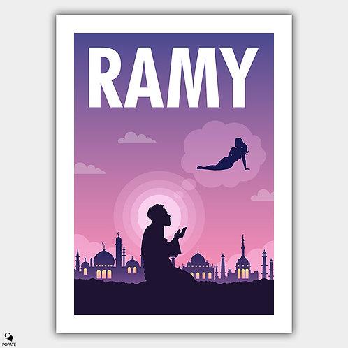 Ramy Minimalist Poster