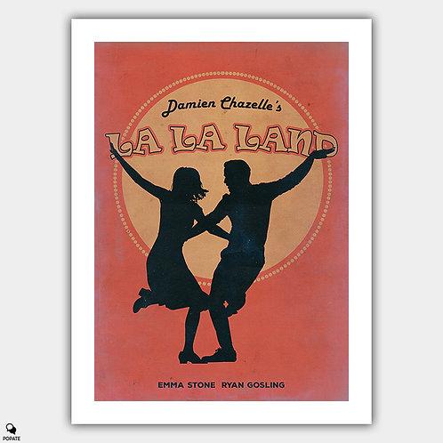 La La Land Alternative Jazz Poster
