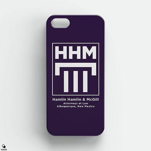 Hamlin Hamlin & McGill Alternative iPhone Case from Better Call Saul