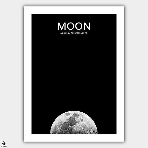 Moon Minimalist Poster