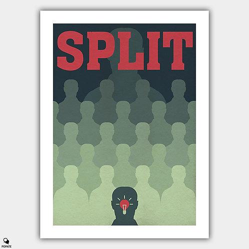 Split Alternative Poster