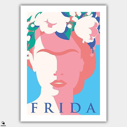Frida Minimalist Poster