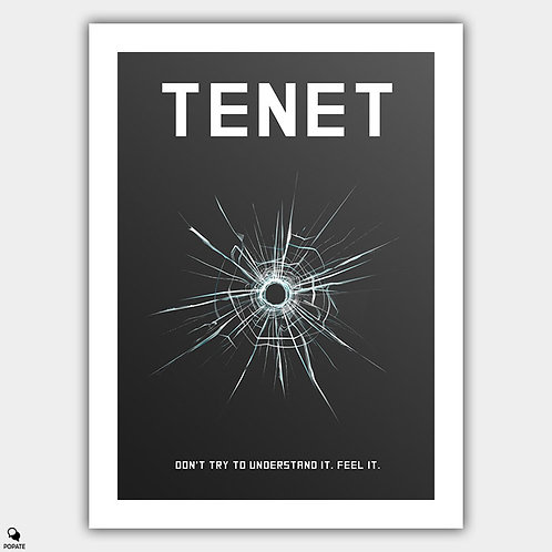 TENET Alternative Poster